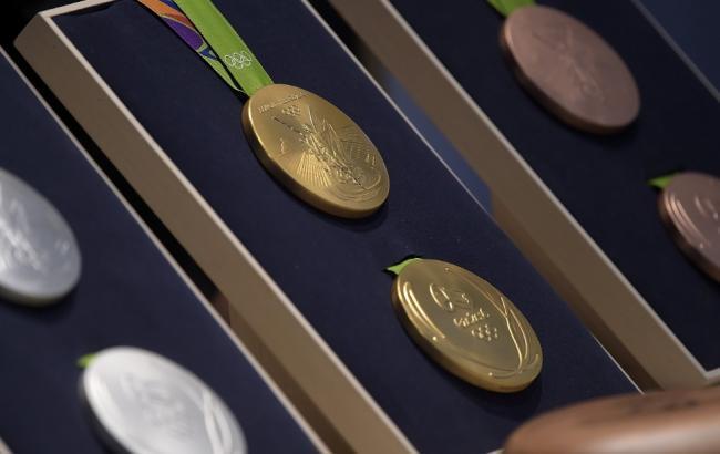 Олимпийскпие игры в Рио: общий зачет на 12 августа