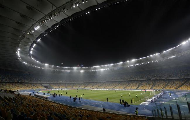 НСК «Олімпійський» закривають наремонт через фінал Ліги Чемпіонів