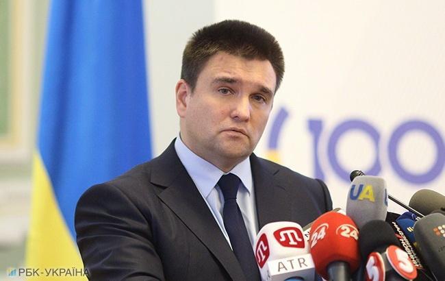 Клімкін заявив про підготовку резолюції щодо миротворців ООН на Донбасі
