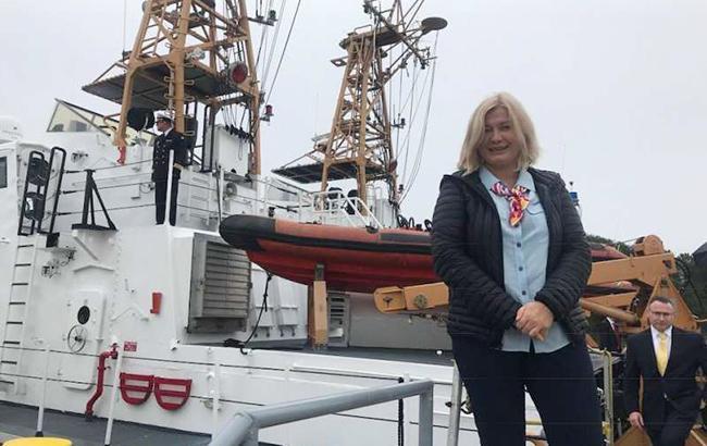 У Раді заявили, що патрульні катери Island суттєво посилять позиції ВМС України