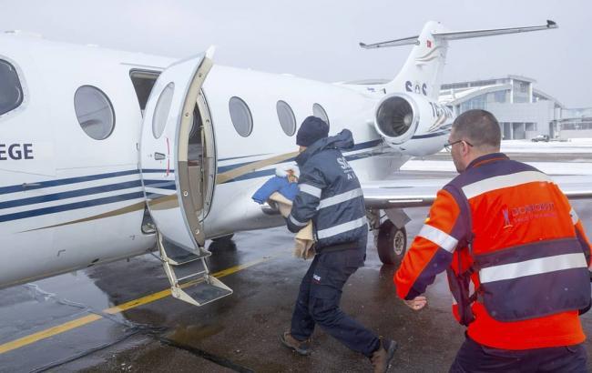 Украинцы собрали деньги на операцию тяжелобольному ребенку
