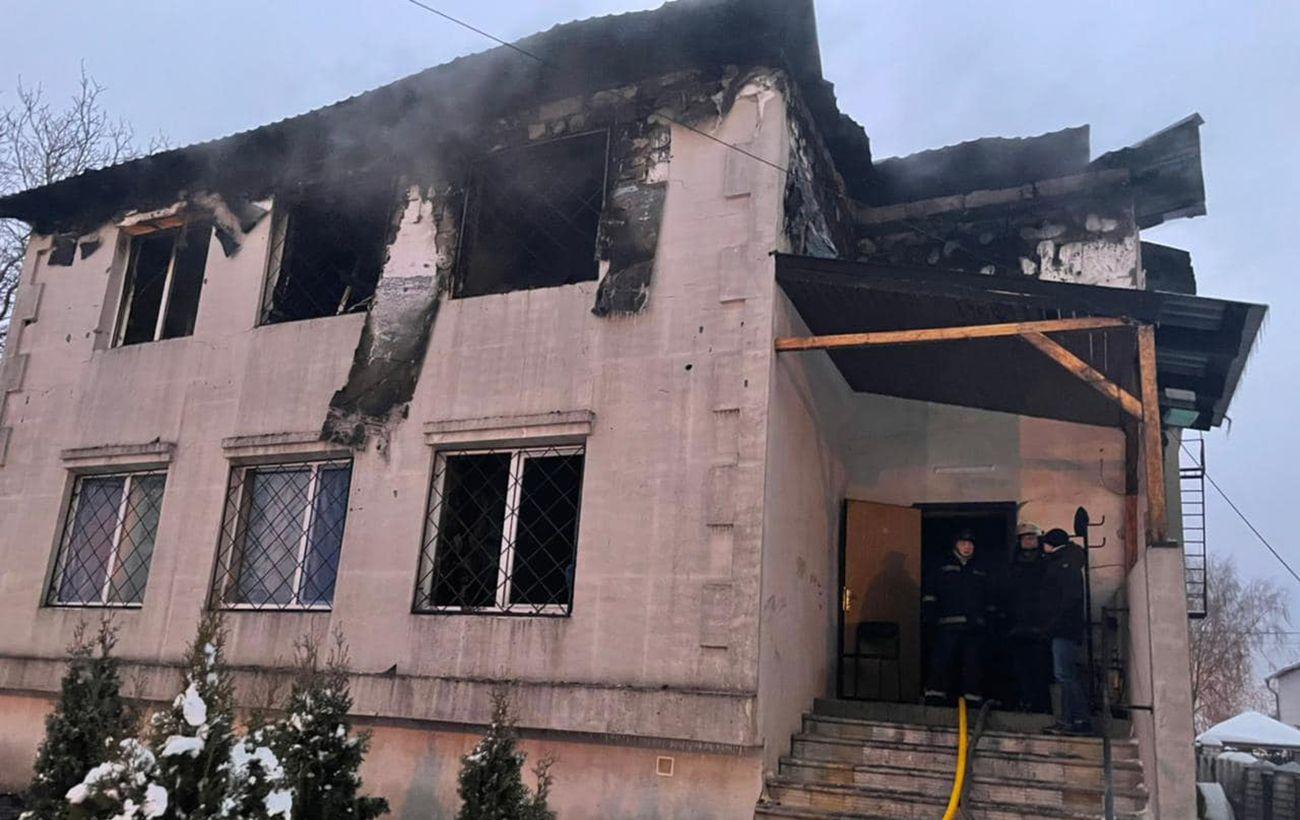Из-за пожара в Харькове 23 января в Украине объявлено днем траура: что это значит