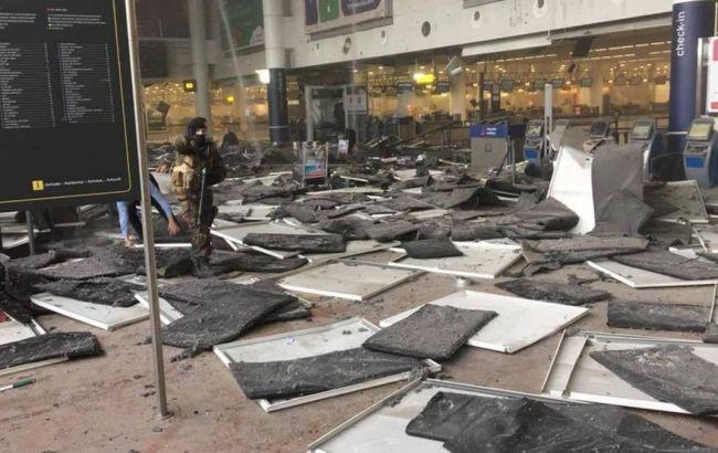 Один из участников терактов в Брюсселе работал уборщиком в Европарламенте