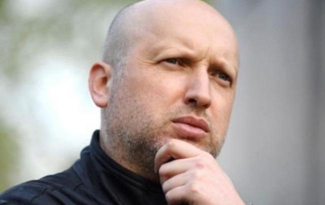 Турчинов заявил о начале АТО в Харькове