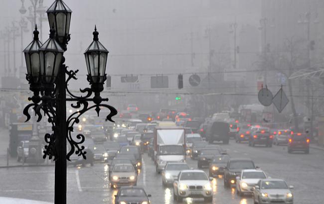 Синоптики предупреждают о похолодании в Киеве 26-27 марта
