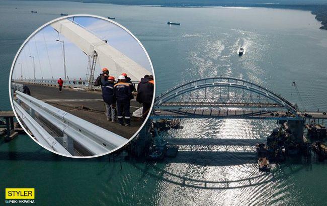 Катастрофы не избежать: названа дата падения Крымского моста