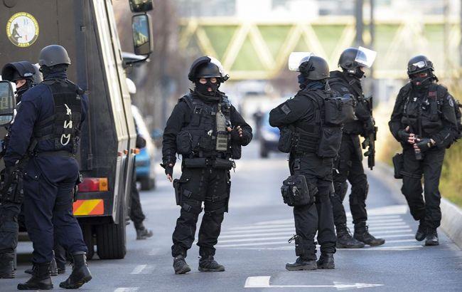 Фото: по данным полиции, в церкви удерживают пятерых заложников