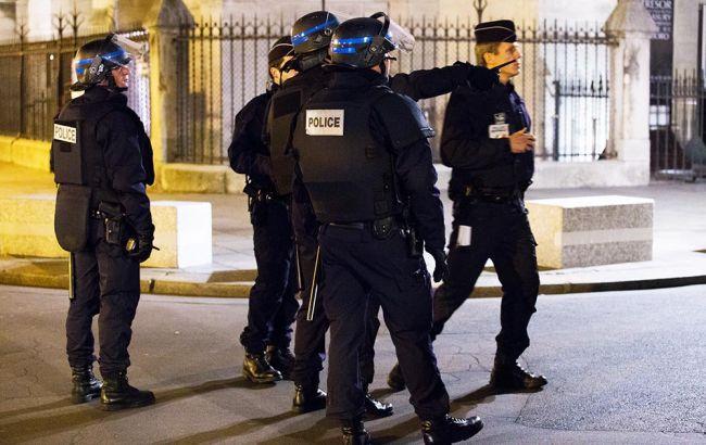У Парижі почалися протести після президентських виборів