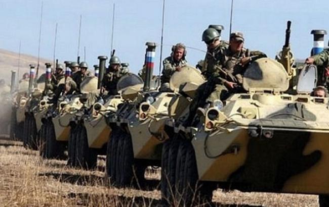 Міноборони РФ назвало голослівними звинувачення НАТО про колони російської техніки на Донбасі