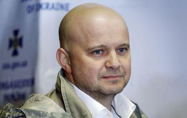Фото: советник главы СБУ Юрий Тандит