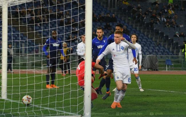 Динамо - Лаціо: де дивитися матч