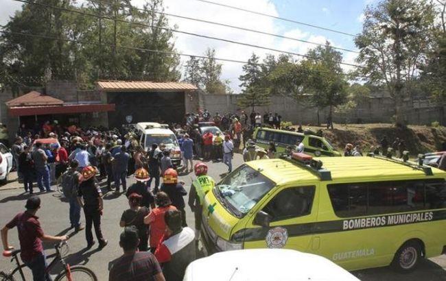 Фото: притулок в Гватемалі