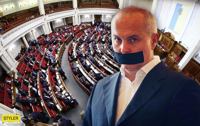 У каждого свой протест: Шуфрич в новом амплуа рассмешил сеть (фото)