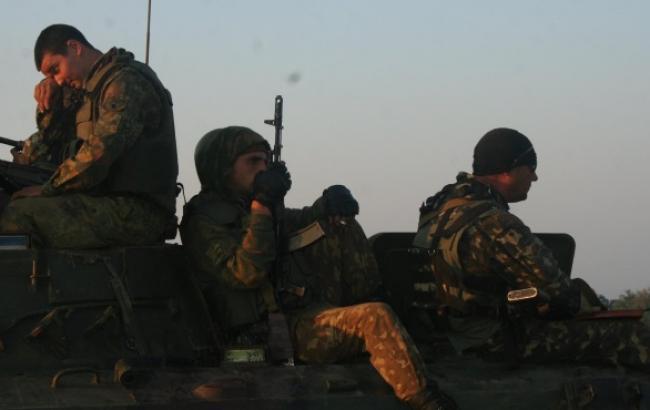 Бойовики за день 37 раз обстріляли сили АТО, - штаб