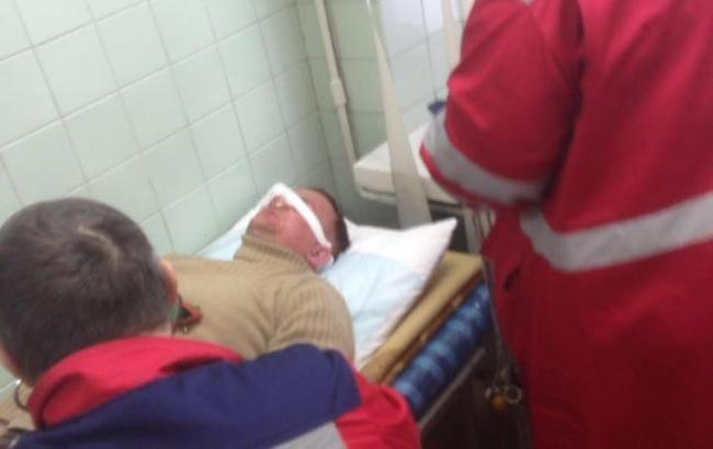 В поліції розповіли подробиці побиття нардепа Левченка