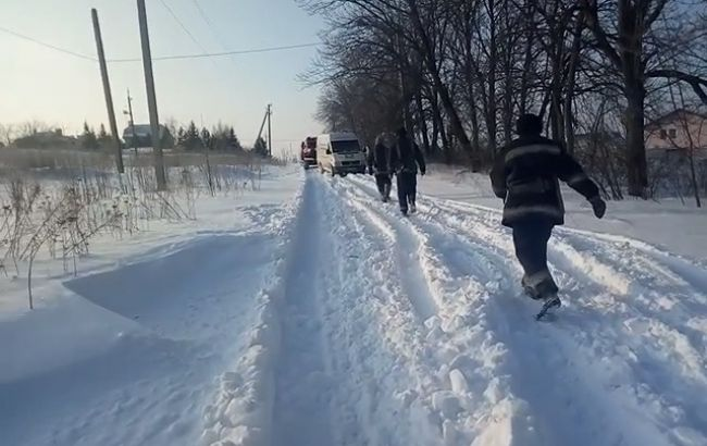 Вгосударстве Украина 33 населенных пункта вплоть доэтого времени обесточены из-за непогоды