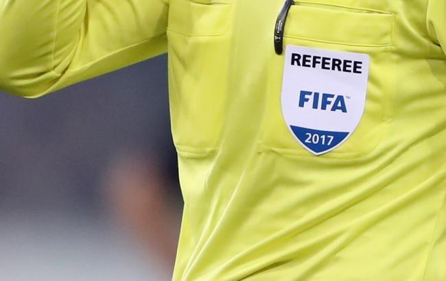 Фото: арбитр (fifa.com)