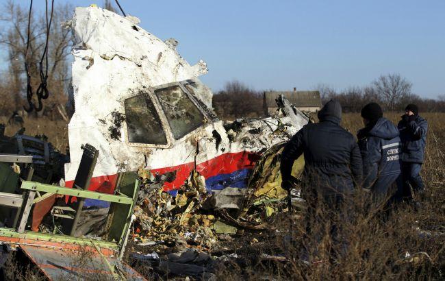 Нидерланды ждут от Украины новых поисковых работ на месте падения MH17