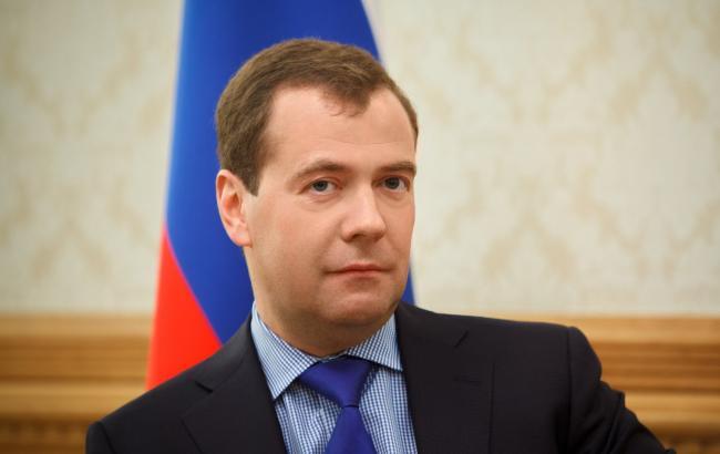 Фото: Дмитрий Медведев