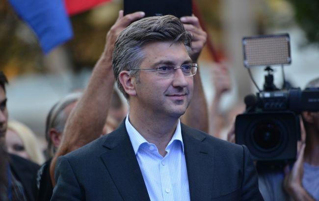 В Хорватии на выборах побеждает партия премьер-министра