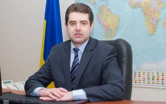 МИД Украины исключает замену Кучмы на Медведчука в переговорах контактной группы