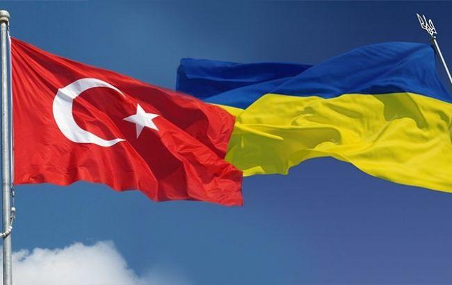 Украина и Турция намерены ускорить работу над соглашением о свободной торговле