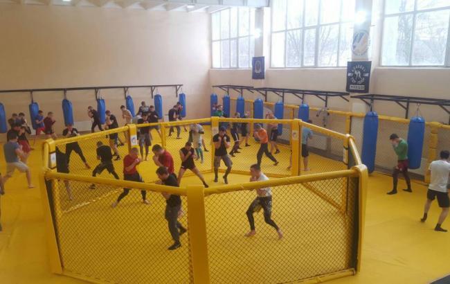Молодежная сборная Украины по MMA не поедет на чемпионат мира в Россию