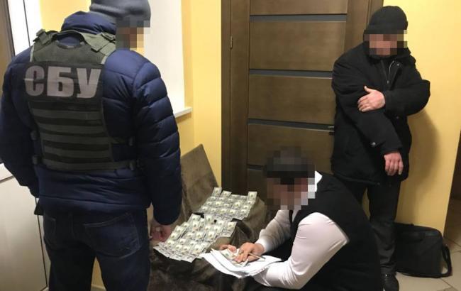 Фото: СБУ задержала на взятке депутата горсовета Сум (ssu.gov.ua)