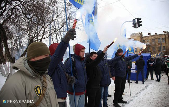Посольство РФ требует у Киева обеспечить выборы