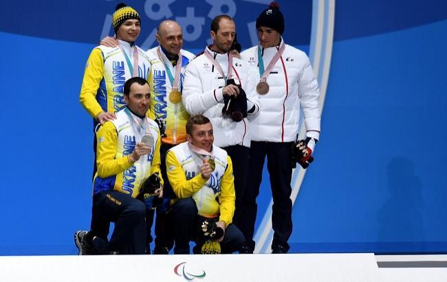 Фото: Паралимпийцы из Украины (facebook.com/NationalSportsCommitteeOfTheDisabledOfUkraine)