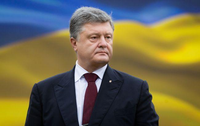 Порошенко: РФ развязала кибервойну против государства Украины