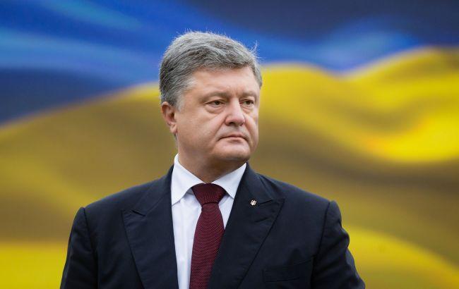 Порошенко обговорив з делегацією Конгресу США посилення санкцій проти РФ