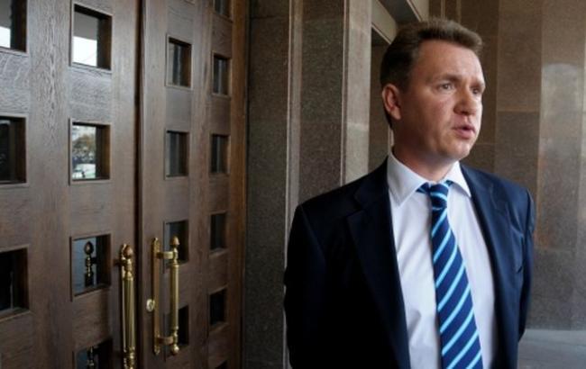 Фото: глава Центральной избирательной комиссии Михаил Охендовский
