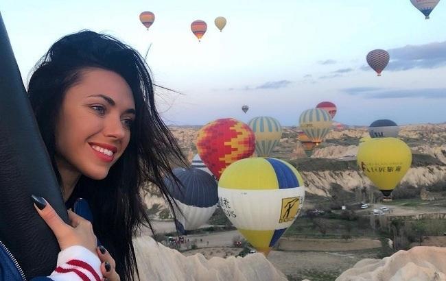 """""""Вірте в диво"""": Віка з """"НеАнгелів"""" здійснила в Туреччині давню мрію (фото)"""