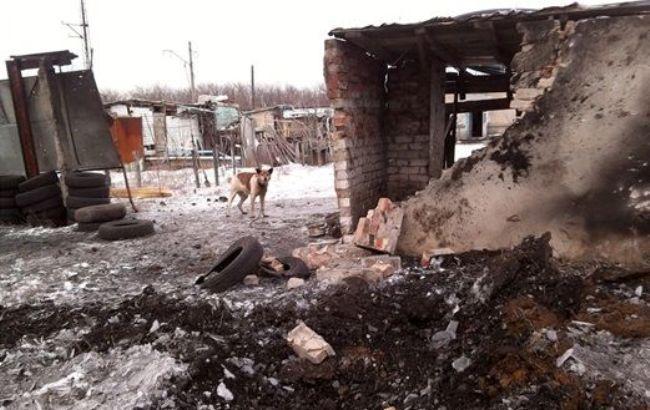 Штаб АТО: За прошлые  сутки боевики совершили 38 обстрелов