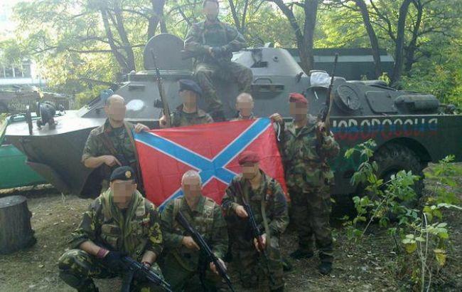 Фото: СБУ задержала иностранного наемника