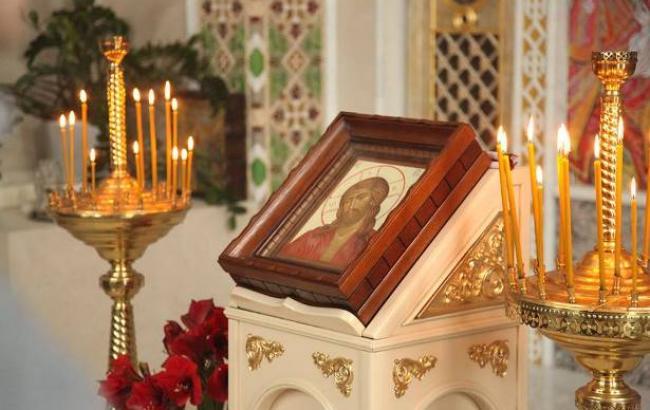 Фото: Спасо-Преображенский собор в Киеве (facebook.com/oleksandr.drabinko)