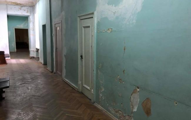 У мережі показали жах в київському центрі спортивної медицини (фото)