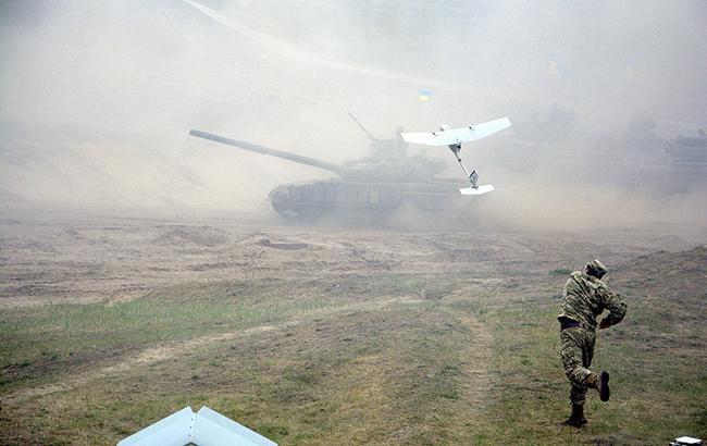 Фото: беспилотник (mil.gov.ua)