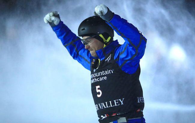 Абраменко визнаний найкращим спортсменом лютого в Україні