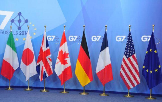 Фото: країни G7 занепокоєні українським законопроектом