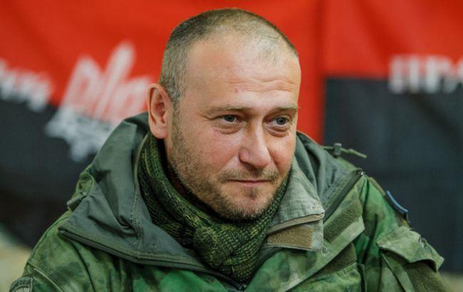 """""""Правый сектор"""" стал национально-освободительным движением, - Ярош"""