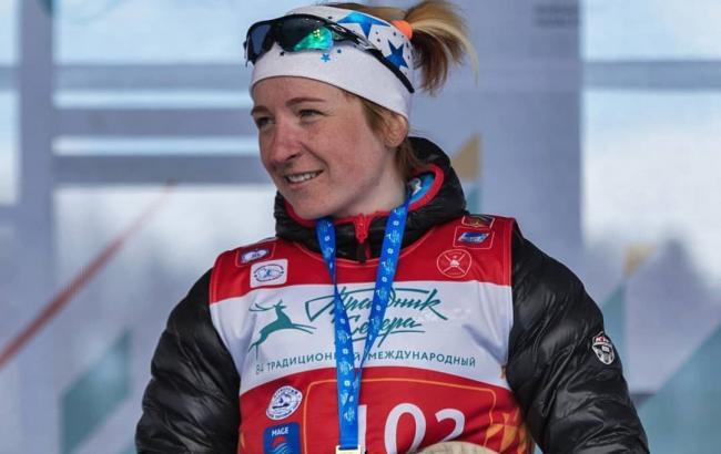 Белорусская лыжница Каминская будет выступать за Украину