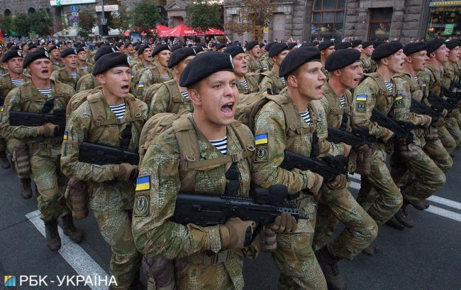 Украинская армия расчитывает на прибавку к зарплате (Виталий Носач, РБК-Украина)