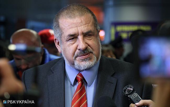 Чубаров заявив, що саміт залишив кримських татар поза обміном полоненими