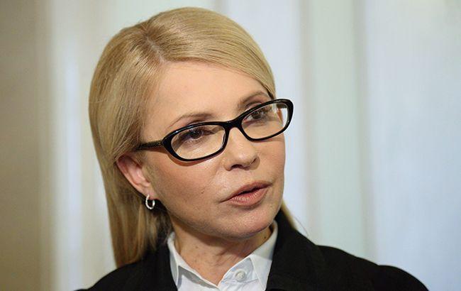 Тимошенко: президентские выборы не закончились, а мы уже начали процесс снижения тарифов