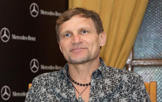 Олег Скрипка поделился с поклонниками новым клипом