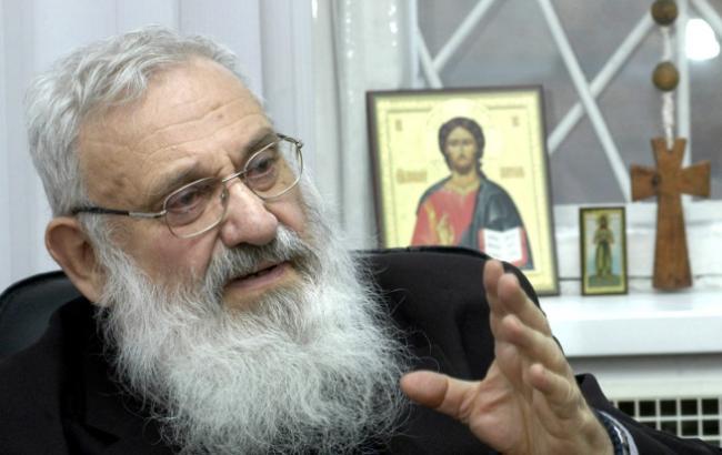 Порошенко висловив співчуття з приводу смерті Любомира Гузара