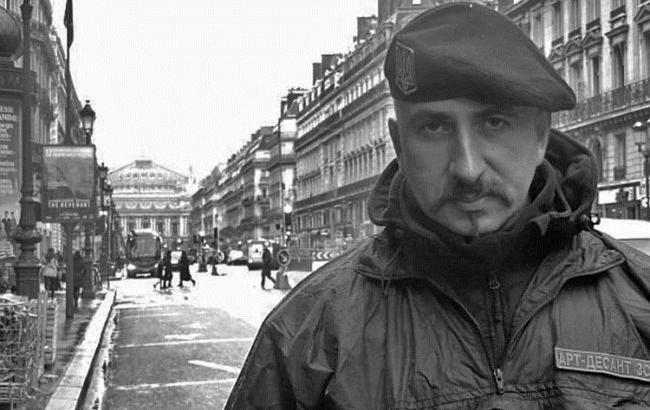 Українські режисери створюють фільм про Василя Сліпака