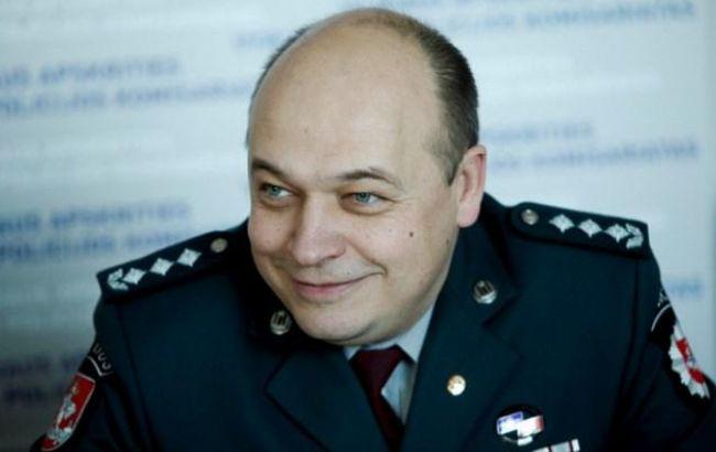 Фото: глава Консультативной миссии ЕС в Украине Кястутис Ланчинскас